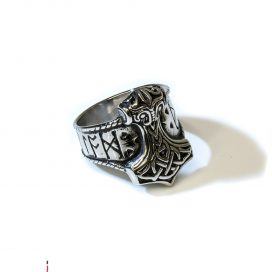 Thors halter Hammer ring